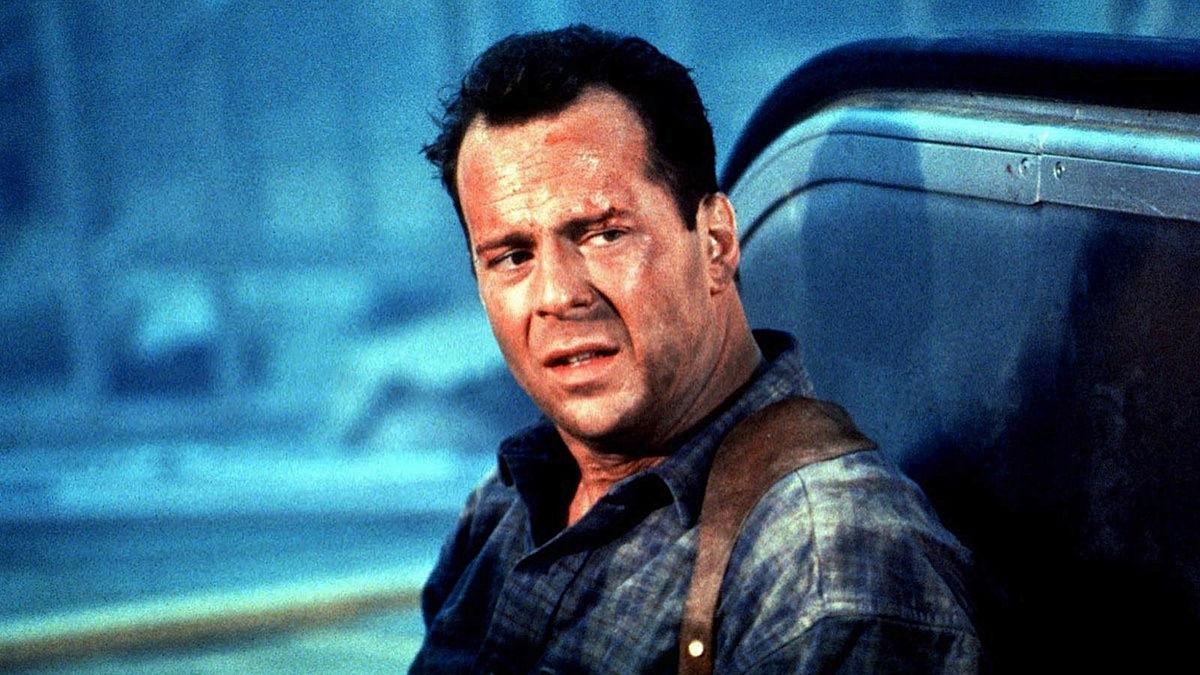 Die Hard 2 Movie Scene