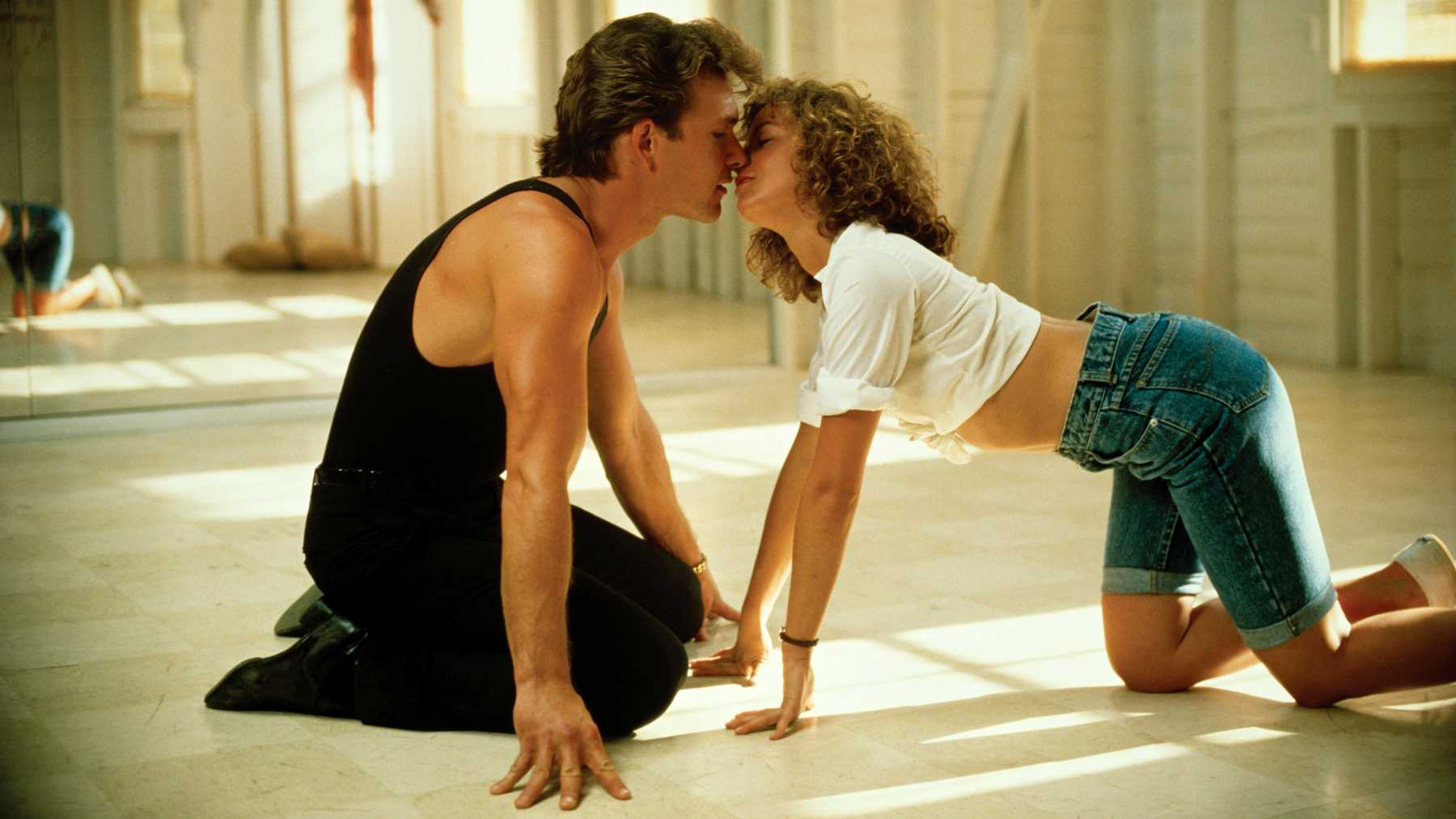 Dirty Dancing Movie Scene