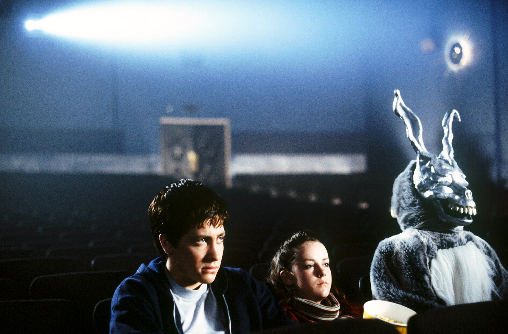 Donnie Darko Movie Scene