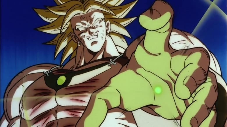 Dragon ball z Broly-Second Coming