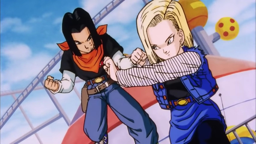 Dragon ball z The History of Trunks