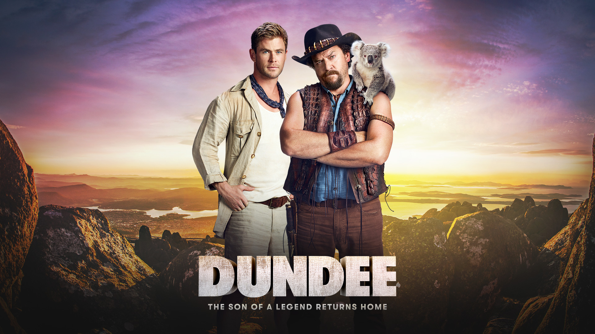 Dundee: The Son of a Legend Returns Home(2018) Poster
