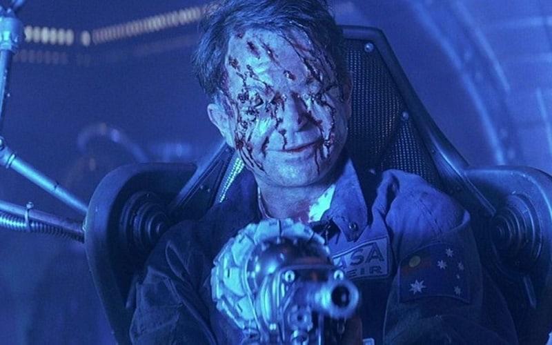 Event Horizon (1997) Movie Scene