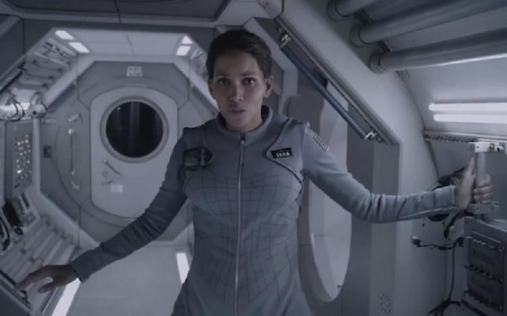 Extant Features Halle Berry as An Astronaut