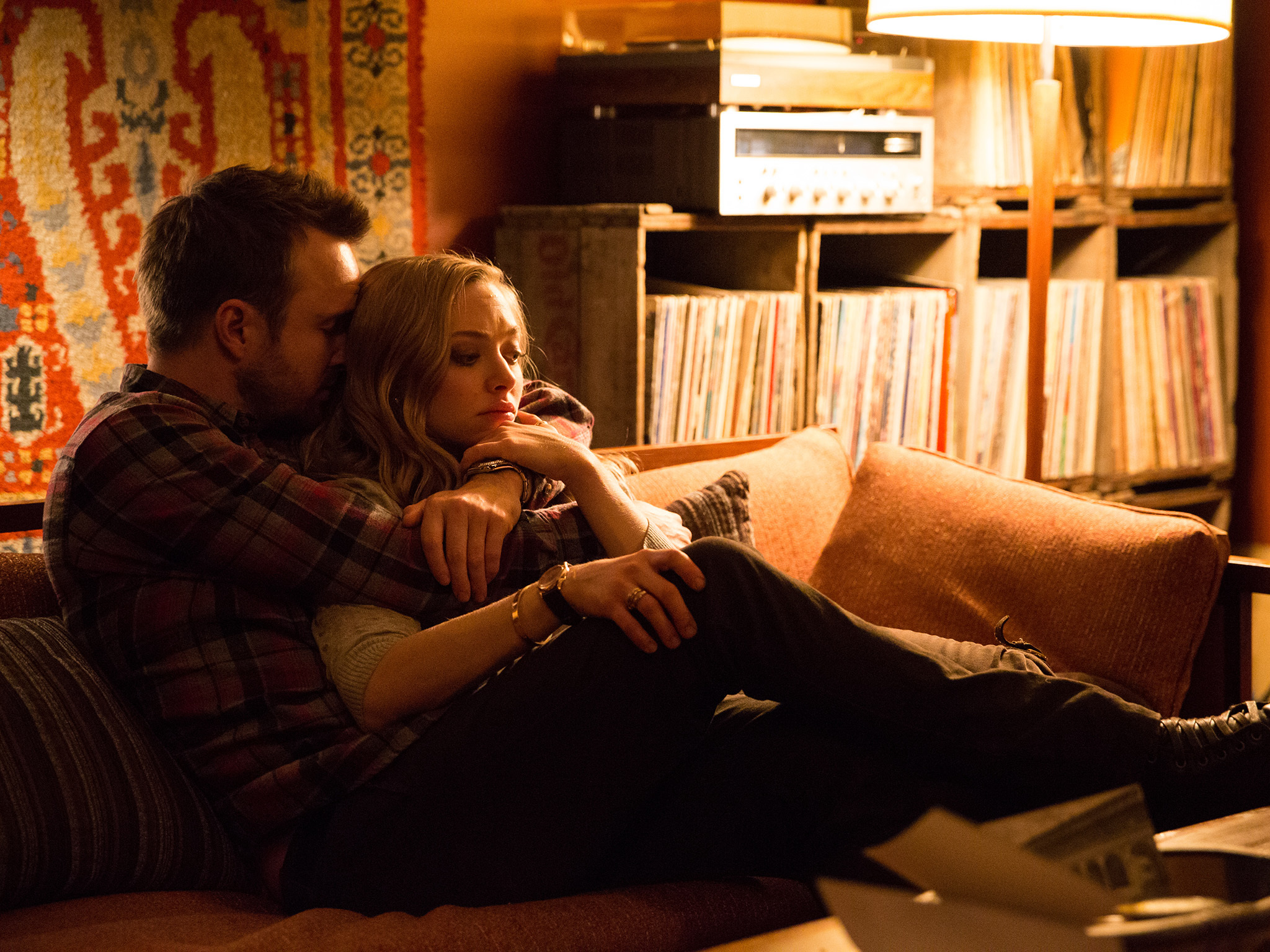 Fathers and Daughters(2015) Movie Scene