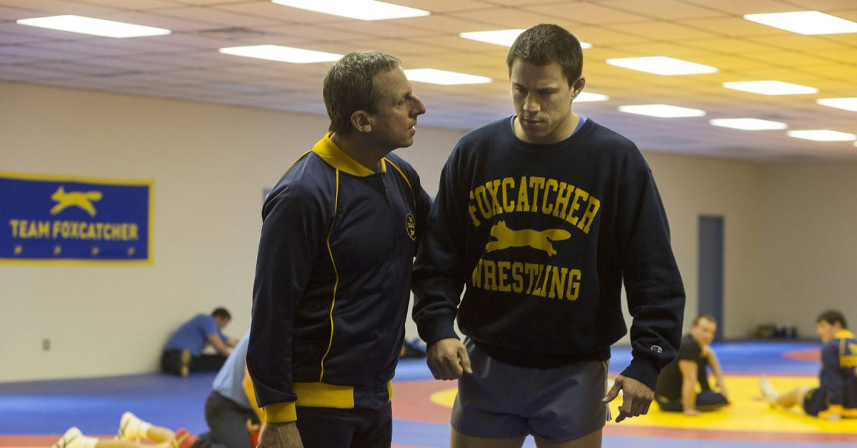 Foxcatcher (2014) Movie Scene