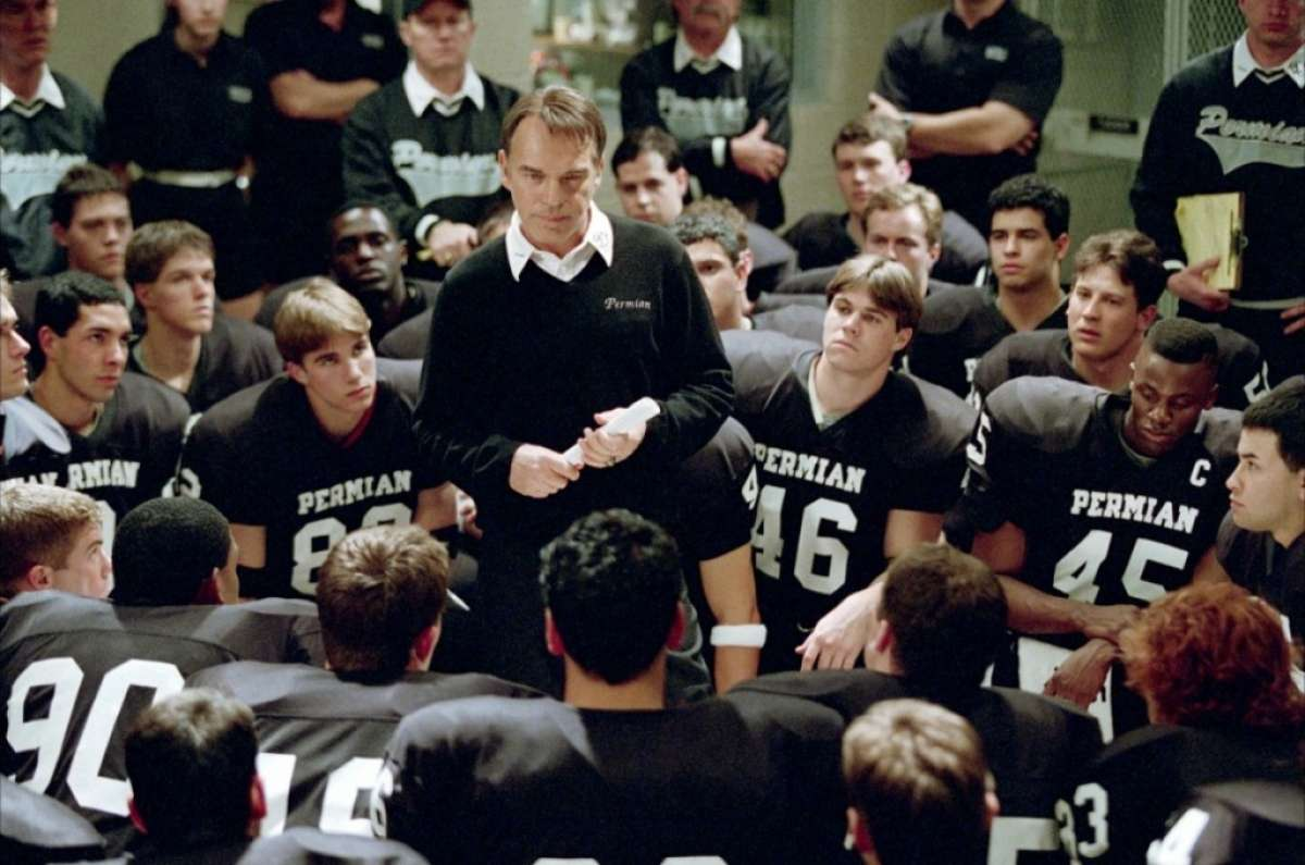 Friday Night Lights (2004) Movie Scene