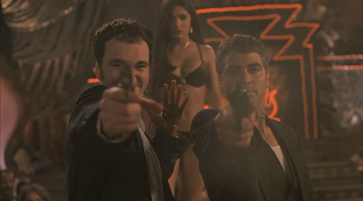 From Dusk Till Dawn (1996) Movie Scene