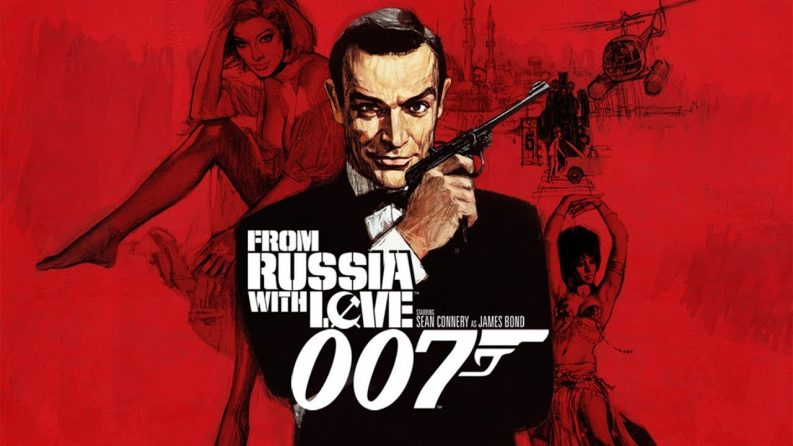 From Russia With Love (1963) Poster