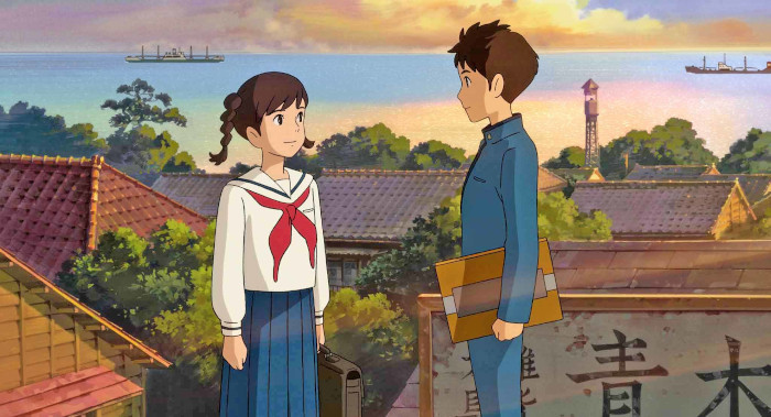 From Up on Poppy Hill (2011) Movie Scene