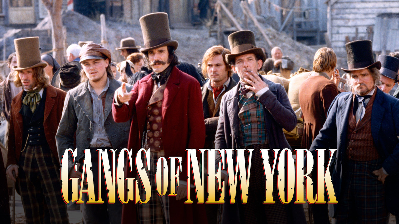Gangs of New York (2002) Movie Poster