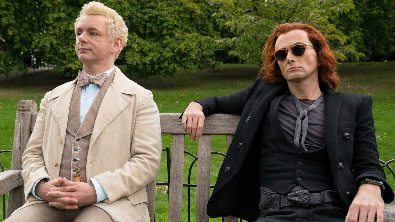 Good Omens Is Very Good Indeed