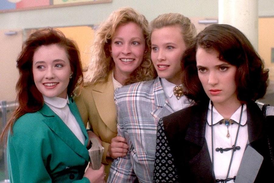 Heathers (1988) Movie Scene