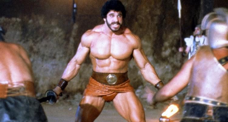 Hercules (1983) Movie Scene