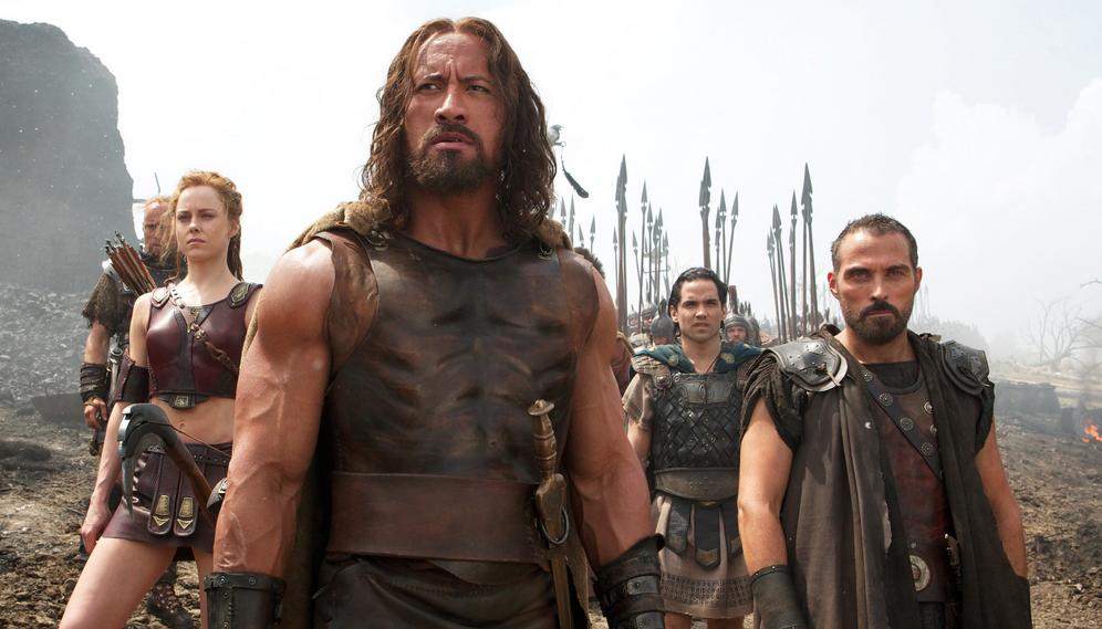 Hercules (2014) Movie Scene