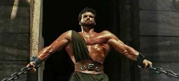 Hercules Unchained (1958) Movie Scene