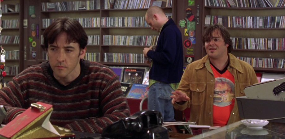 High Fidelity (2000) Movie Scene