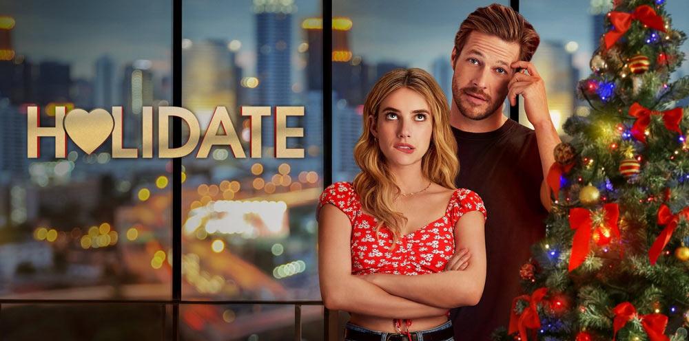 Holidate (2020) Movie Poster