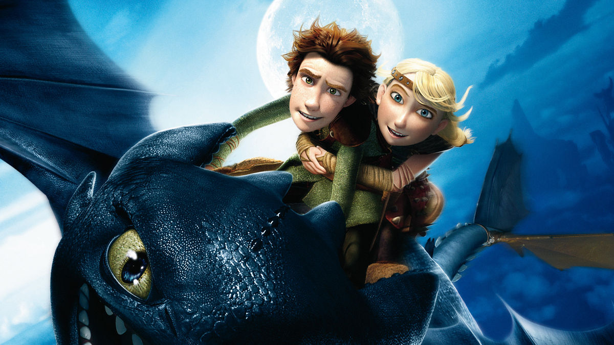 How To Train Your Dragon (2010) Movie Scene
