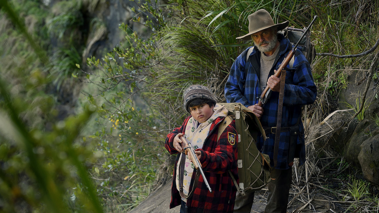 Hunt for the Wilderpeople (2016) Movie Scene