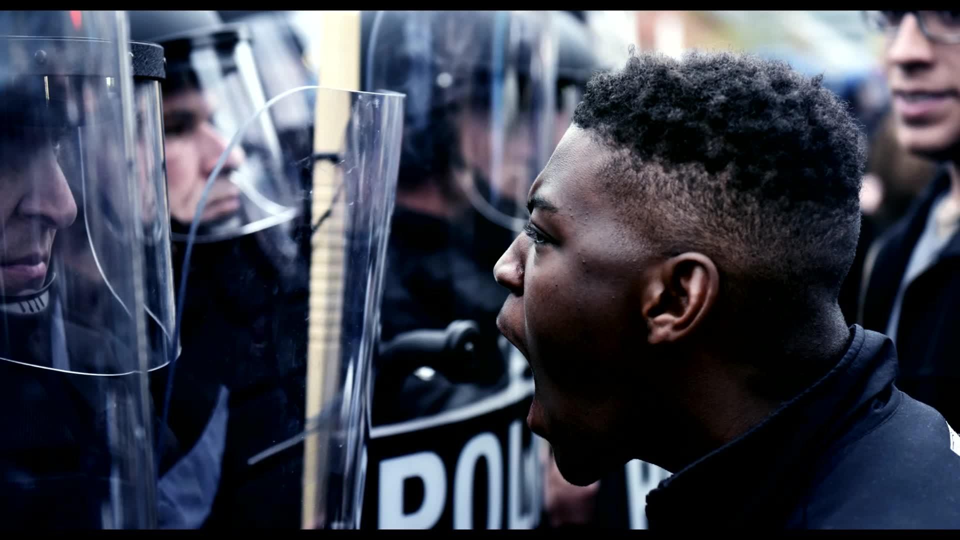 I Am Not Your Negro (2016) Movie Scene