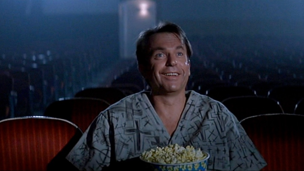 In the Mouth of Madness (1999) Movie Scene