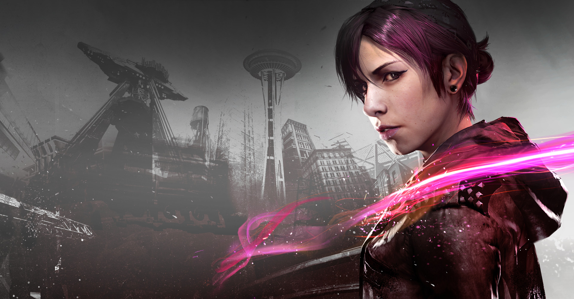 Infamous First Light Character