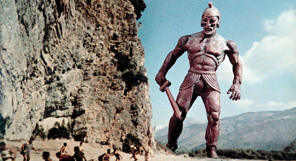 Jason and The Argonauts (1963) Movie Scene