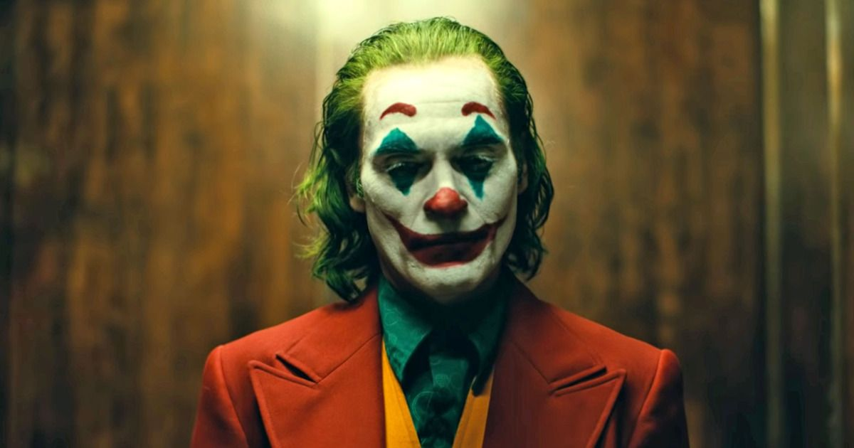 Joker Movie Scene