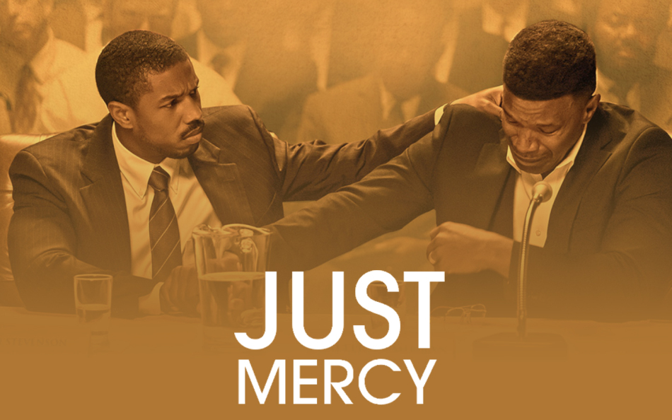 Just Mercy (2019) Movie Poster
