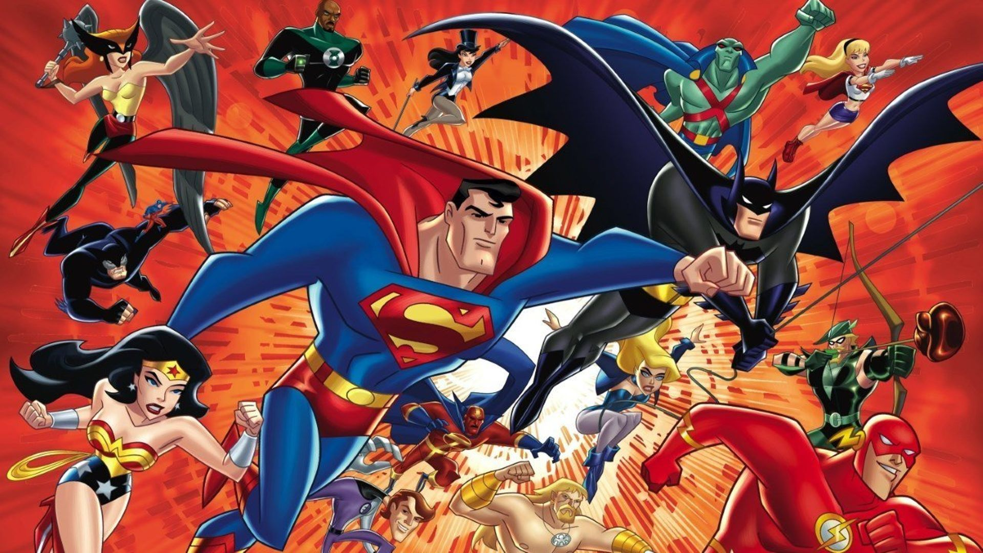 Justice League/Justice League Unlimited