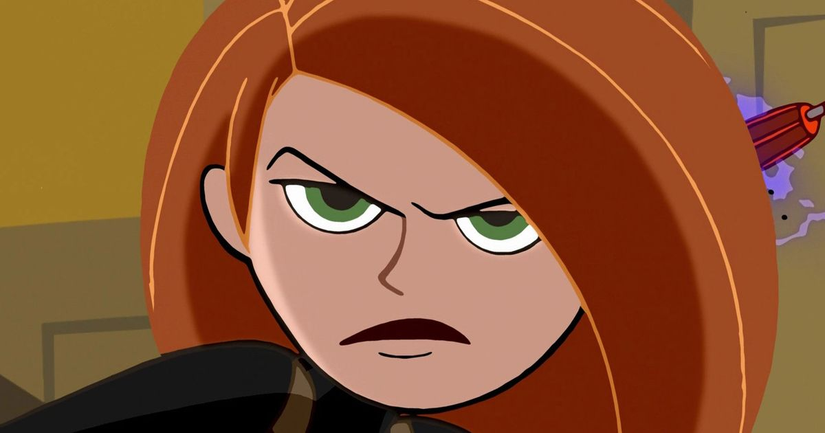 Kim Possible Tv Show Scene