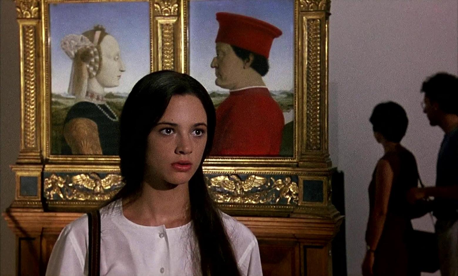 The Stendhal Syndrome (1996) Movie Scene