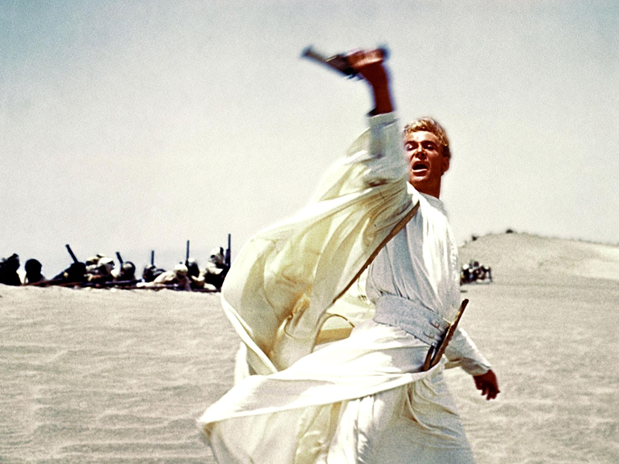 Lawrence of Arabia (1962) Movie Scene
