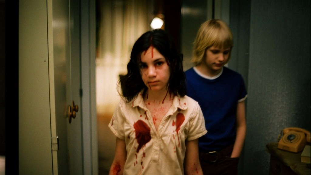 Let the Right One In (2008) Movie Scene