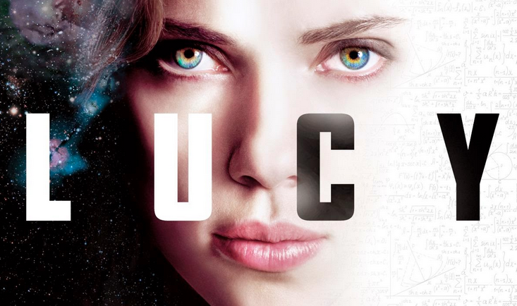 Lucy (2014) Movie Poster
