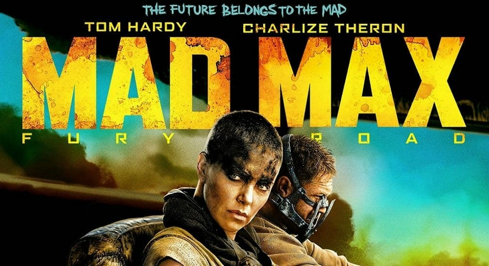 Mad Max: Fury Road 2015 Poster