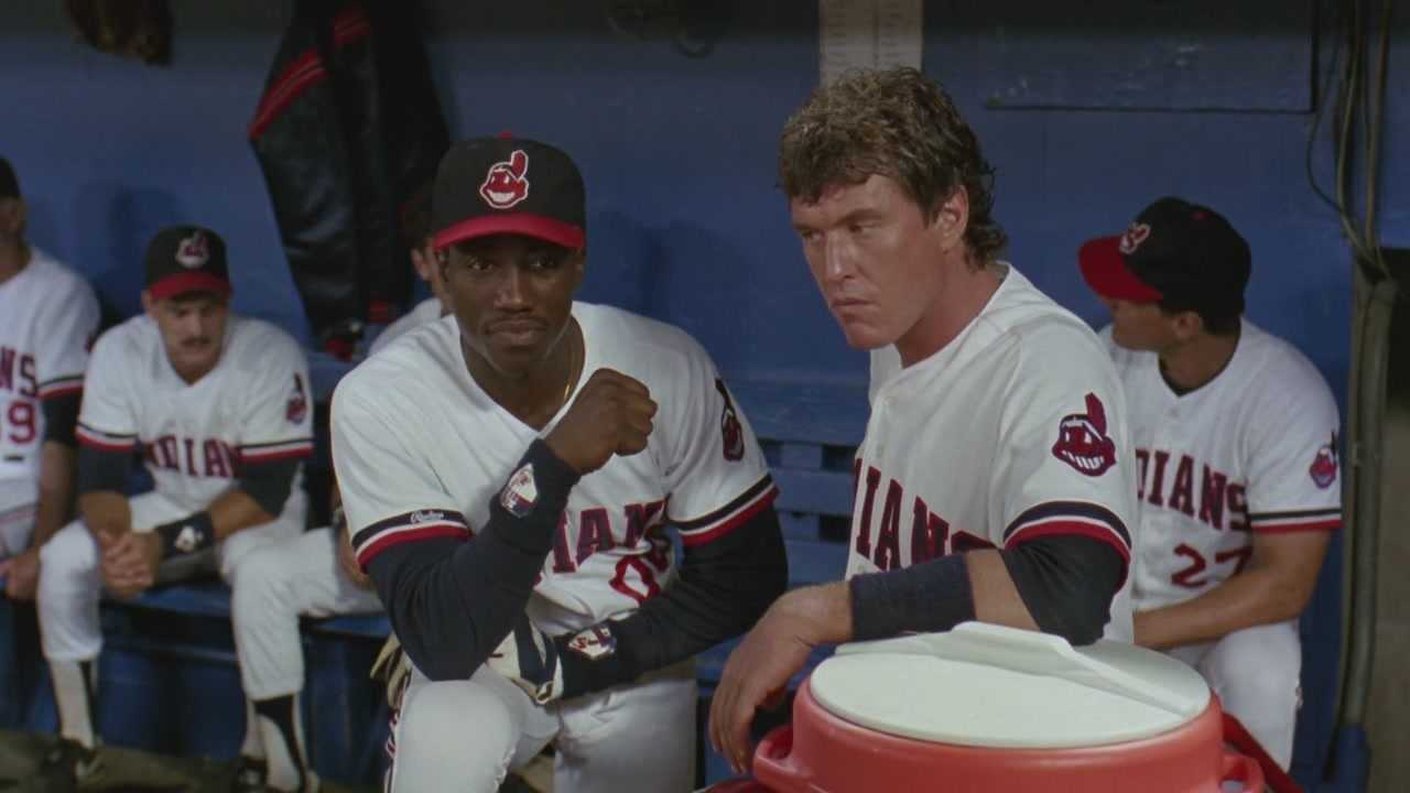 Major League (1989) Movie Scene