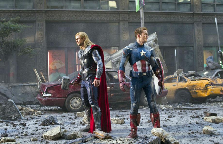 Marvel's The Avengers (2012) Movie Seen