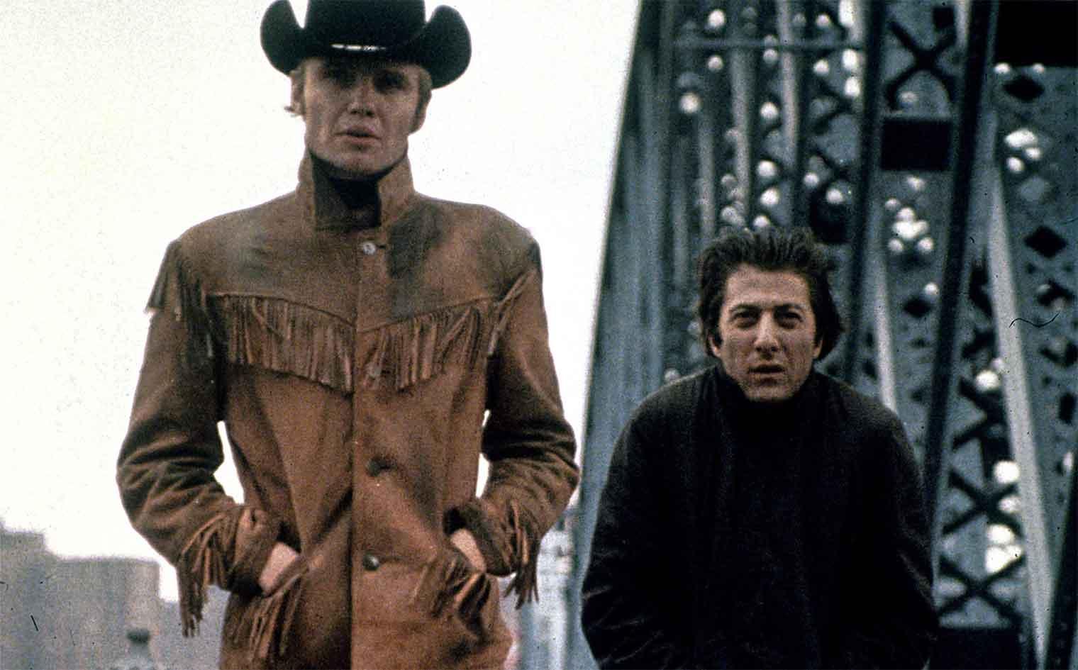 Midnight Cowboy Movie Scene