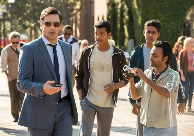 Million Dollar Arm (2014) Movie Scene
