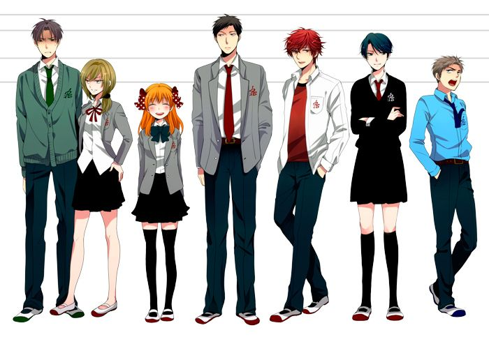 Monthly Girls' Nozaki-Kun Poster