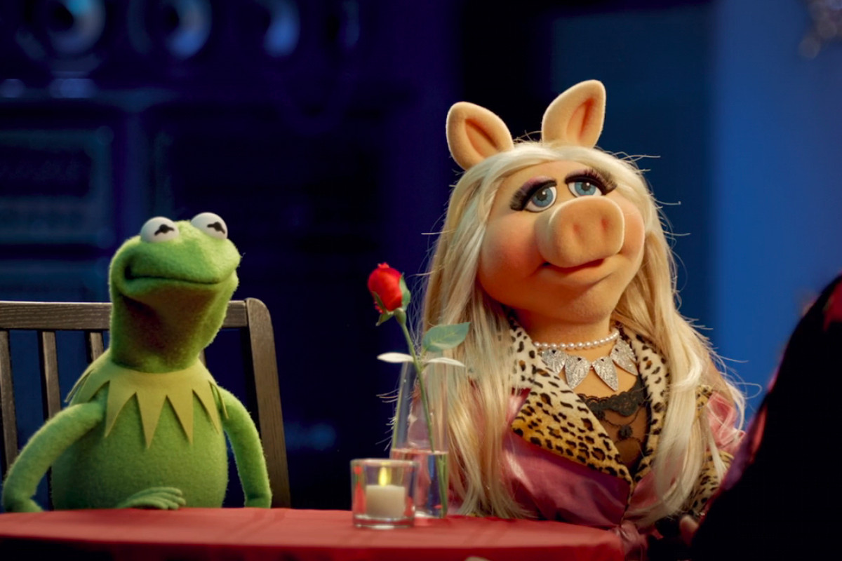 Muppets Now Tv Show Scene