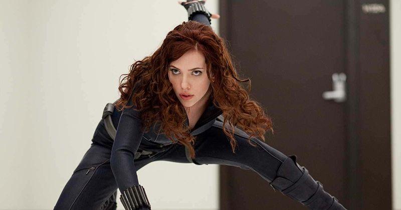 Natasha Romanoff in Iron Man 2