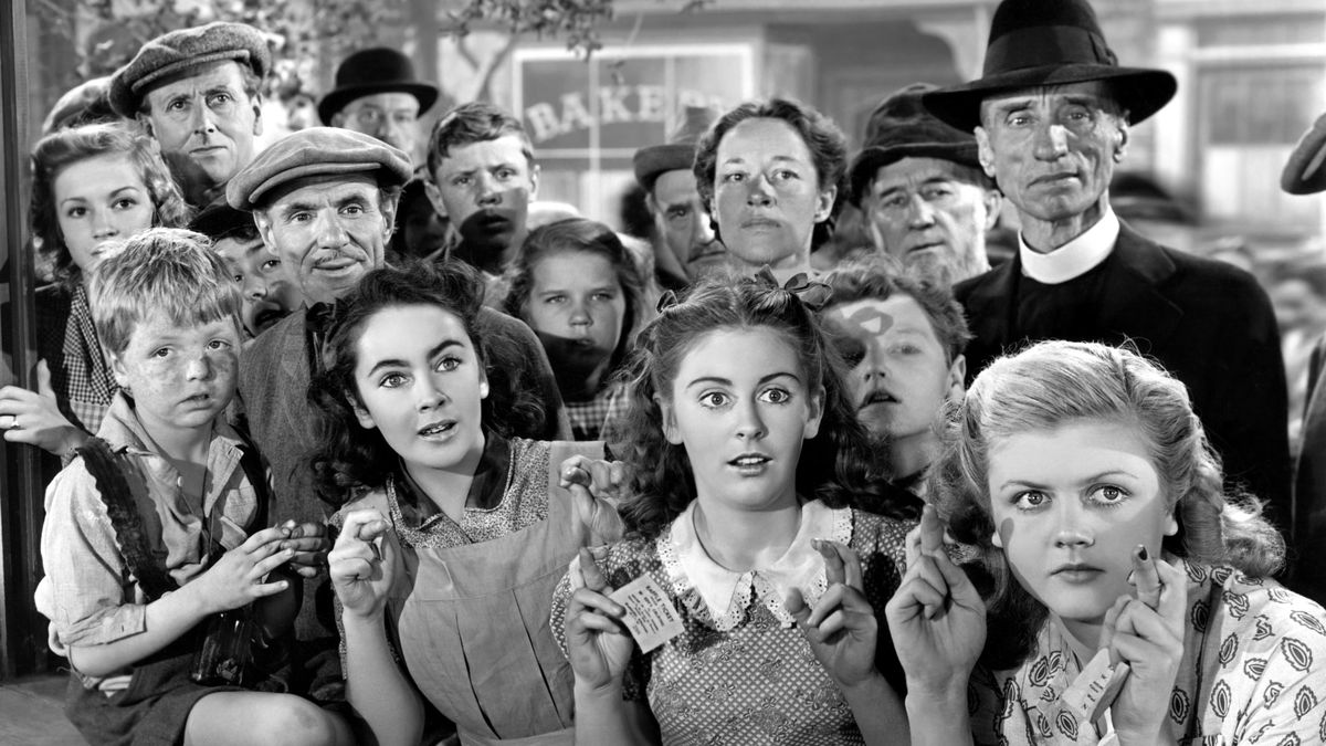 National Velvet (1944) Movie Scene