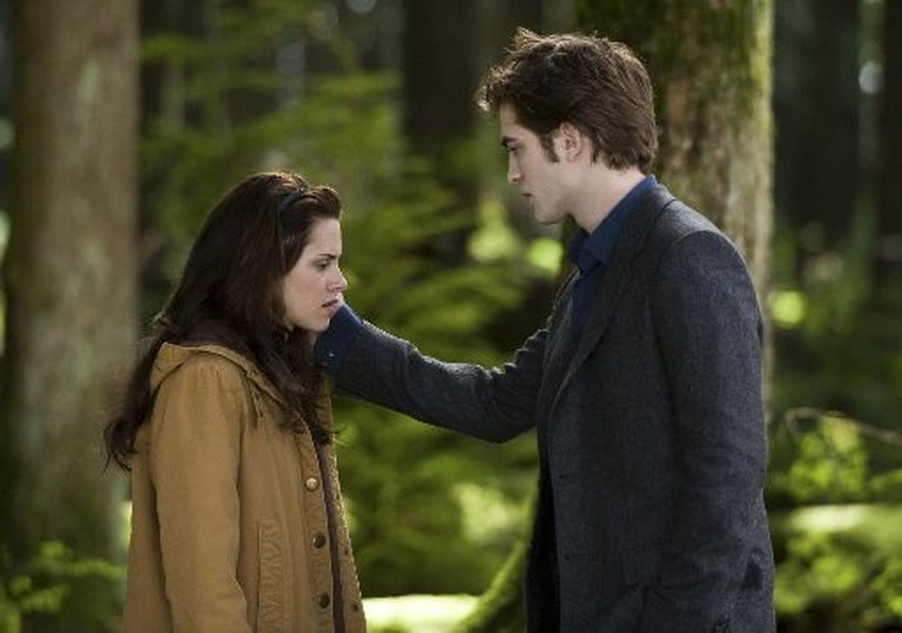 New Moon (2009) Movie Scene
