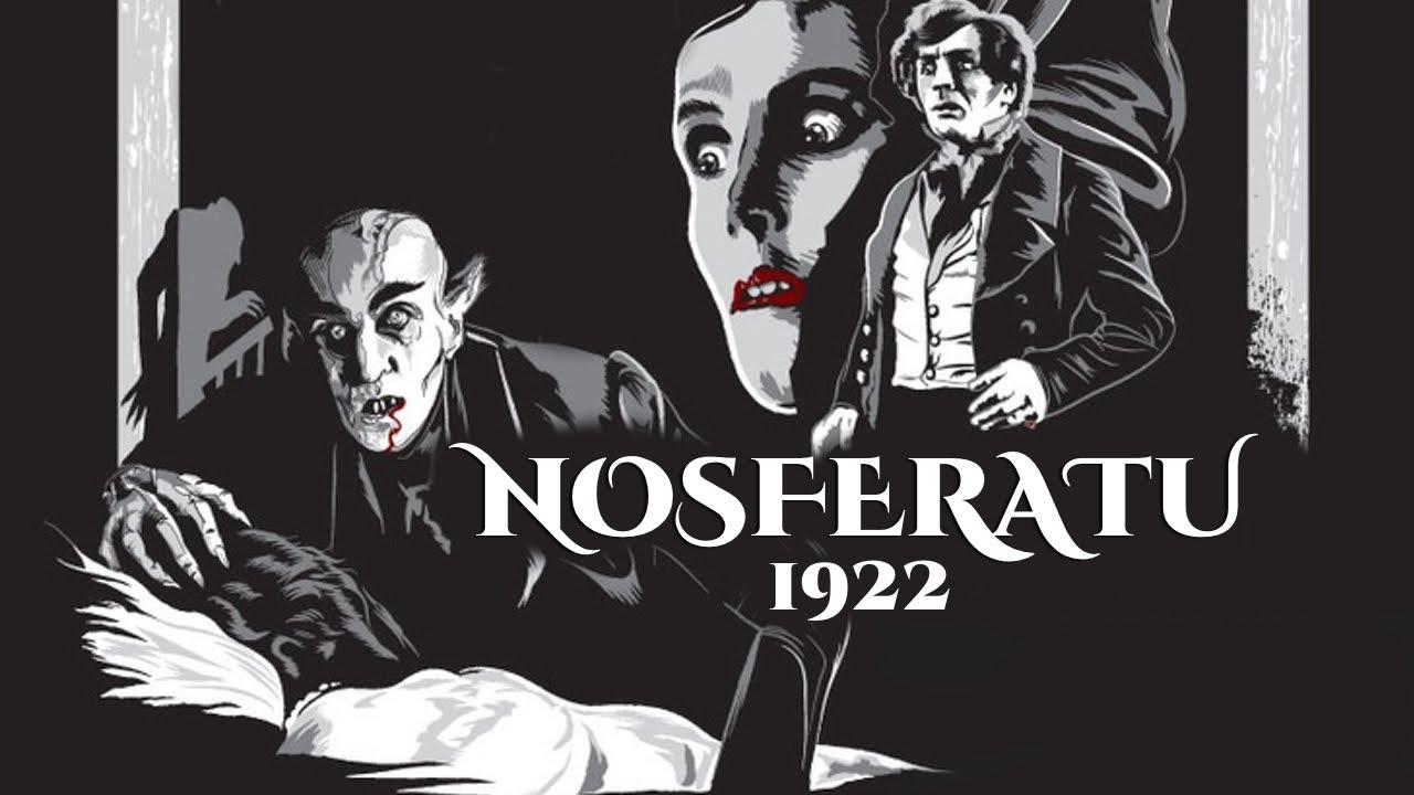 Nosferatu, A Symphony of Horror (1922)Poster