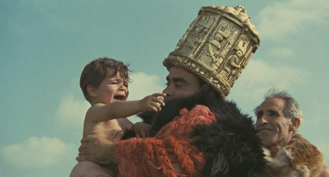 Oedipus Rex (1967) Movie Scene
