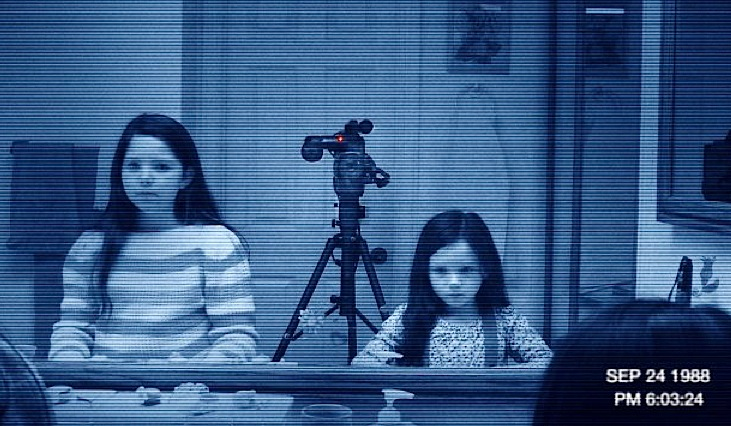 Paranormal Activity 3 (2011) Movie Seen