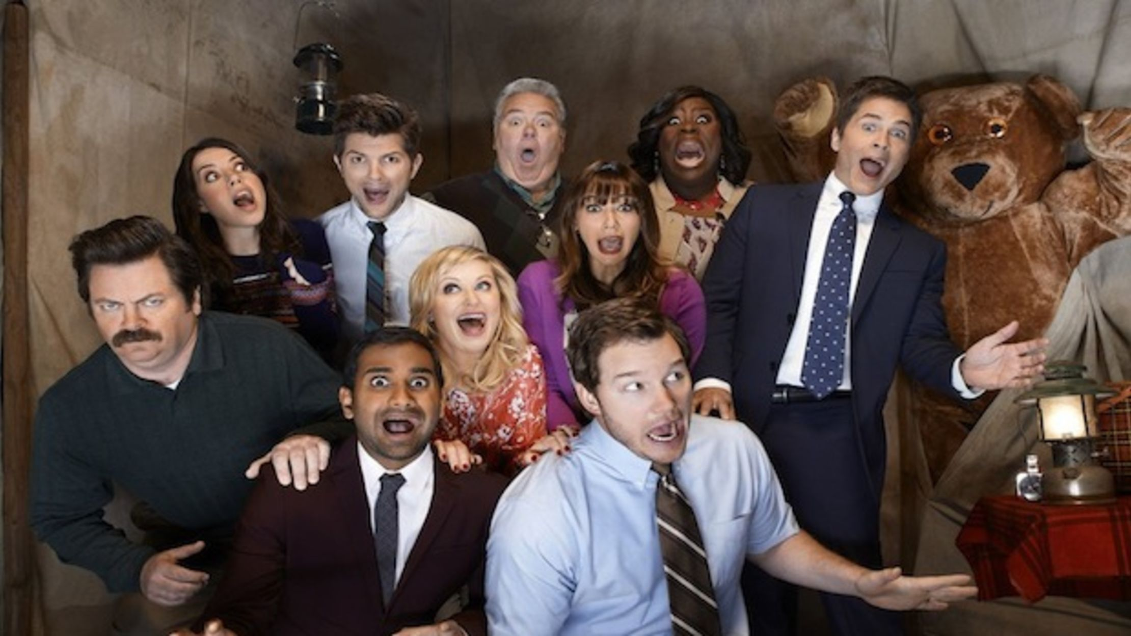 Parks and Recreation (2000)